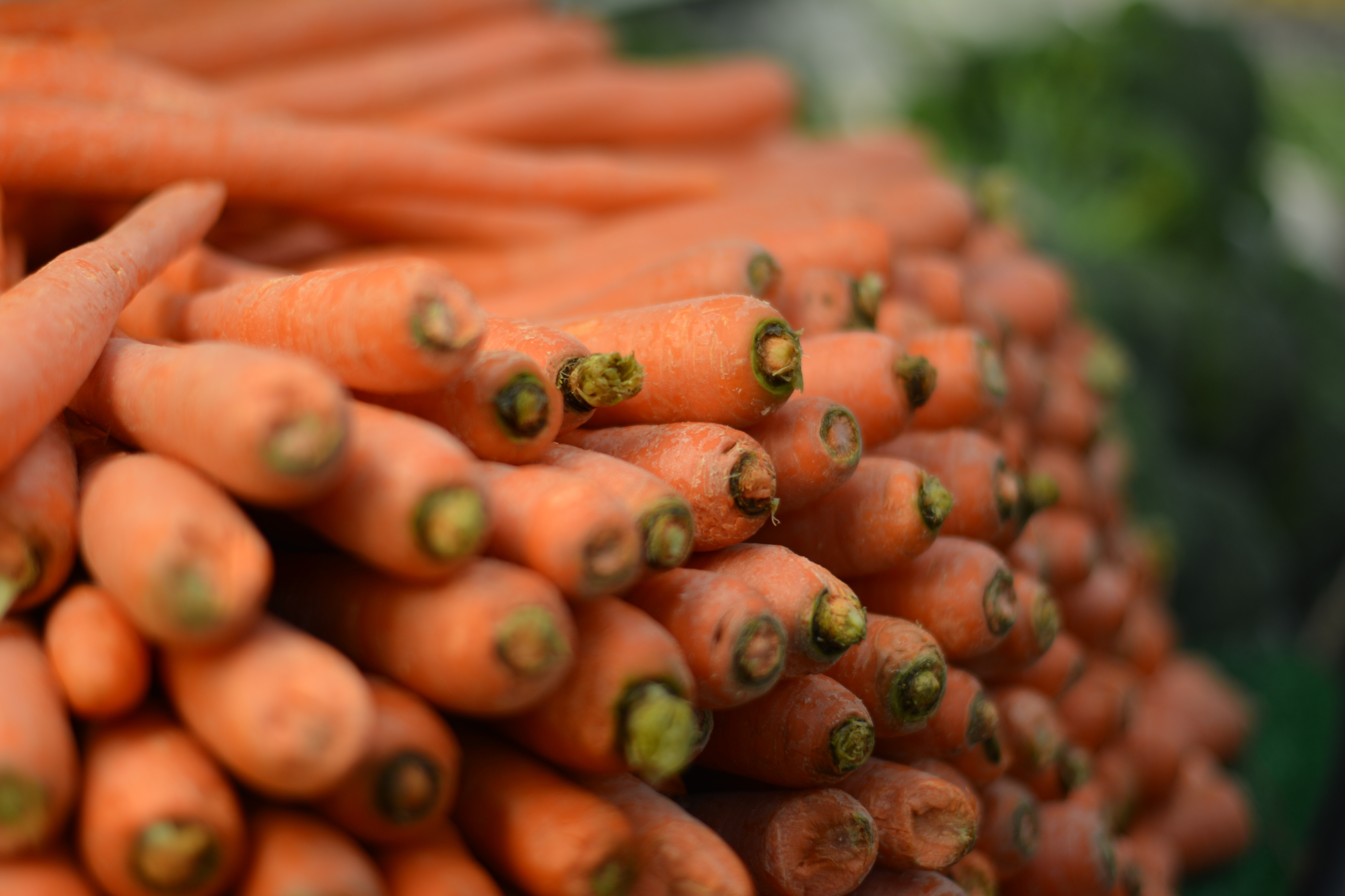 Eat raw carrots or steam them to preserve essential vitamins and minerals