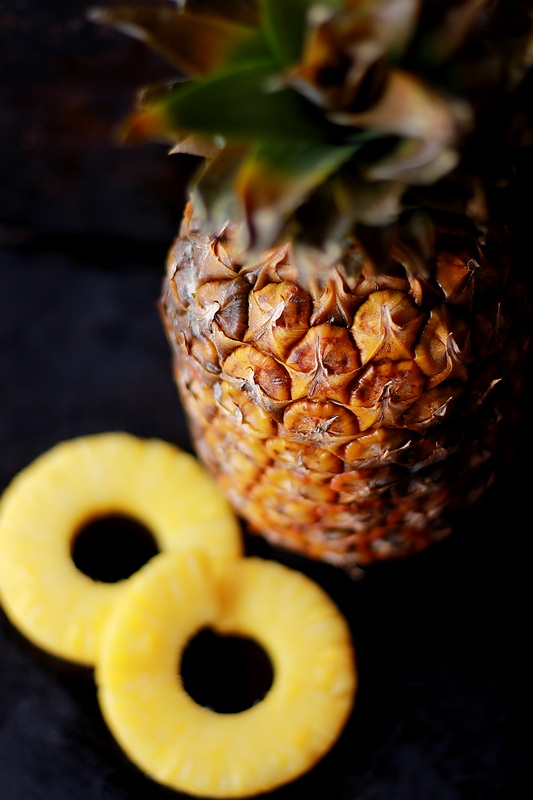 pineapple is a great source of vitamin C