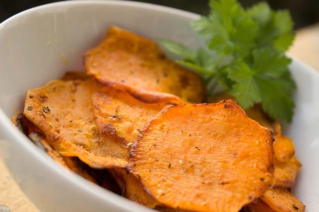 Switch between sweet potato and regular potato