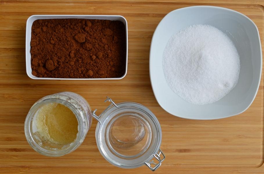 diy body scrub ingredients