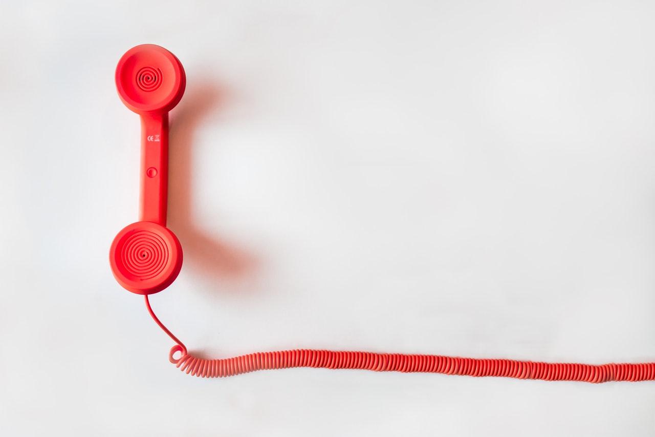 call someone