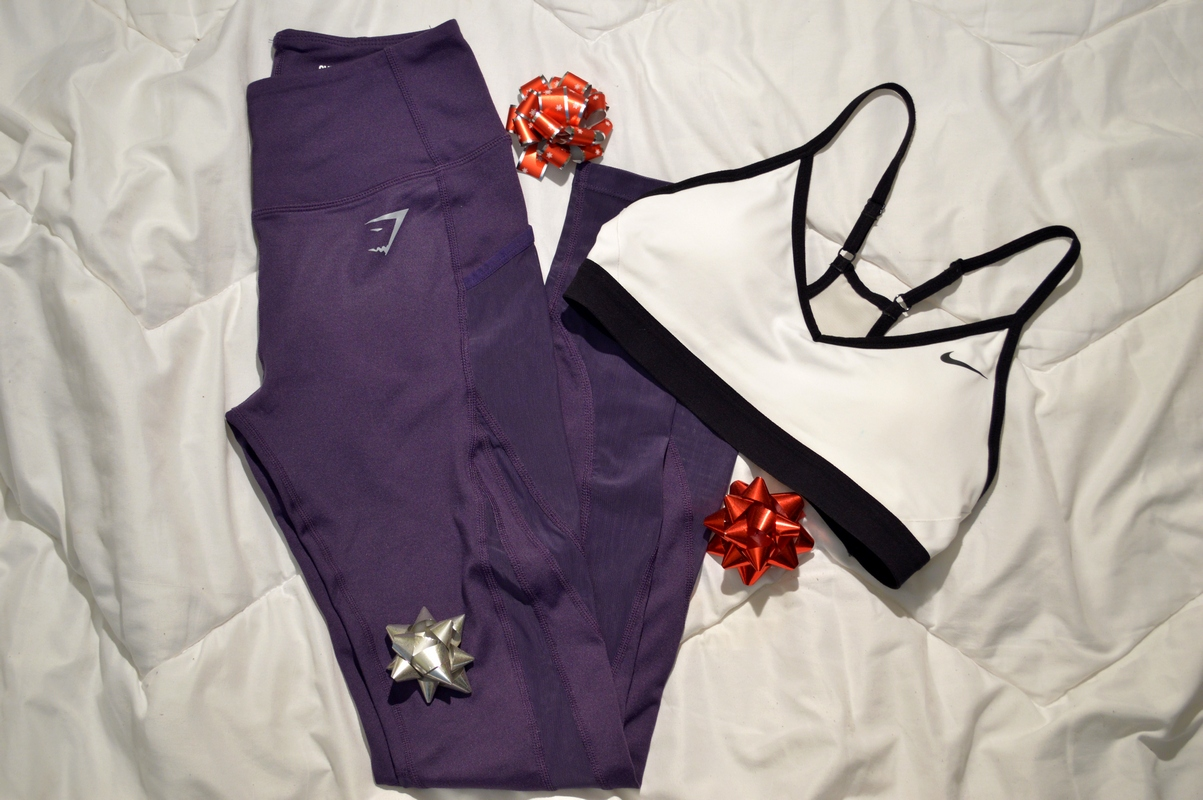 gift guide workout outfit