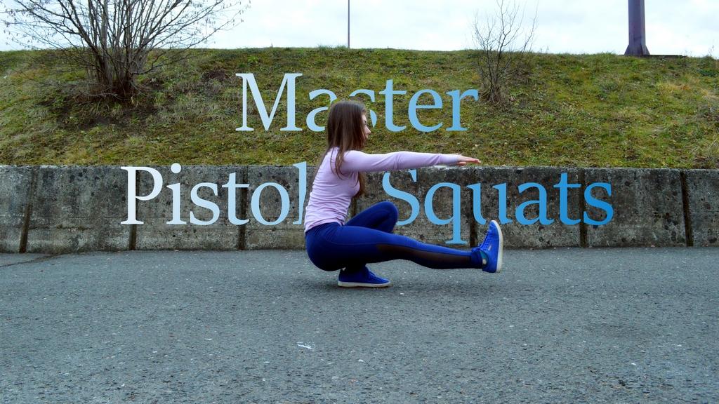 master pistol squats