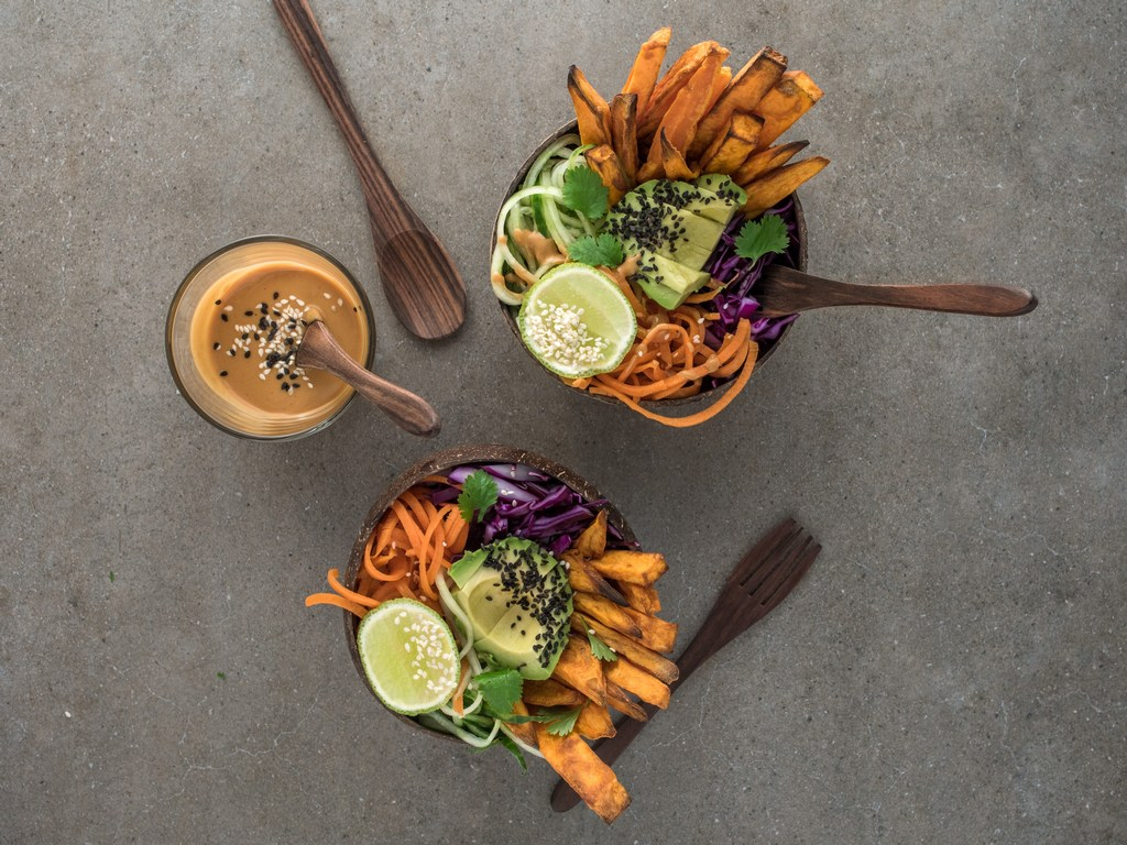 oven baked sweet potato fries