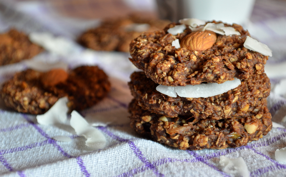 post-workout snack ideas oatmeal cookies