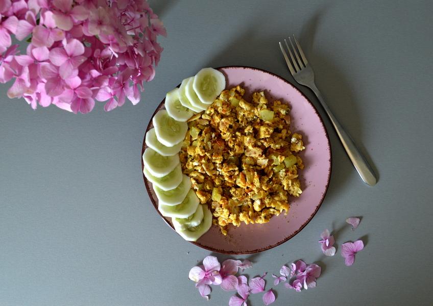 easy breakfast ideas scrambled eggs