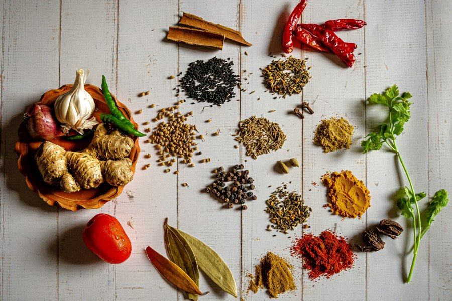pantry staples spices and herbs